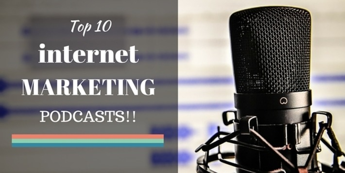 Top 10 Internet Marketing Podcasts that You Should Listen to! | YouTube Tips and Tutorials | Scoop.it