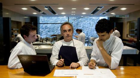 ¿Quieres conocer el método creativo de Ferran Adrià?   Semanal Orientación y #Empleo   Scoop.it