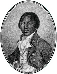 """Olaudah Equiano, or, Gustavus Vassa, """"the African"""" 