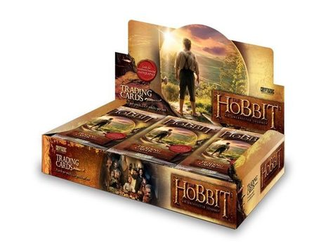 The Hobbit Trading Cards are Coming! | Cryptozoic Entertainment | 'The Hobbit' Film | Scoop.it