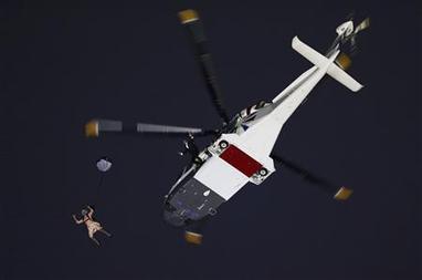Queen's Bond girl stunt crowns majestic rebrand | Reuters | up-to-date! | Scoop.it