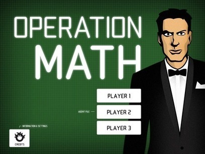 Operation Math | The iPhone Mom | Hands on Math | Scoop.it