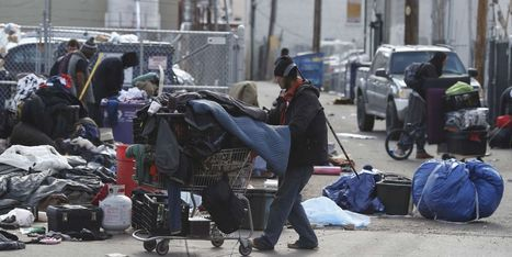 LA PHOTO. Etats-Unis: réduire la pauvreté, une urgence pour le futur président | géographie collège | Scoop.it