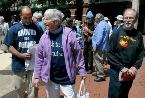Activist nun gets 35-month prison sentence for antinuclear peace protest - Christian Science Monitor | Government Gone Wrong | Scoop.it