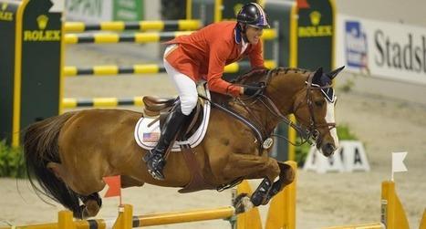 Finale Coupe du Monde de Jumping : Rich Fellers et Flexible, la classe américaine ! | Sports équestres | Scoop.it
