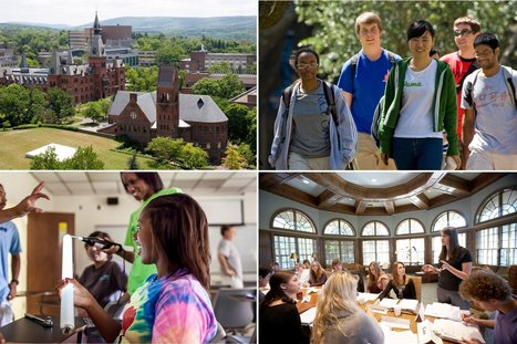Amazing But Overlooked: 25 Colleges You Haven't Considered But Should   enjoy yourself   Scoop.it