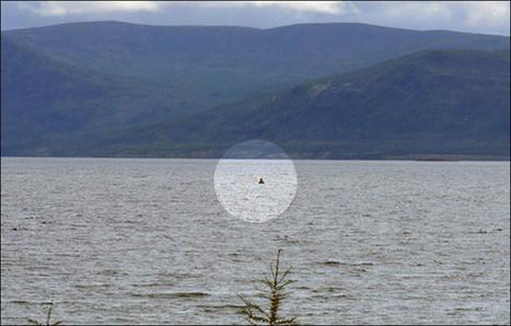 So is there a Loch Ness Monster in Siberia?   Strange days indeed...   Scoop.it