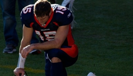 '10 for Tebow' Encourages Donating to Pro-Choice Causes Every Time Tim Tebow Scores a Touchdown | Modern Atheism | Scoop.it