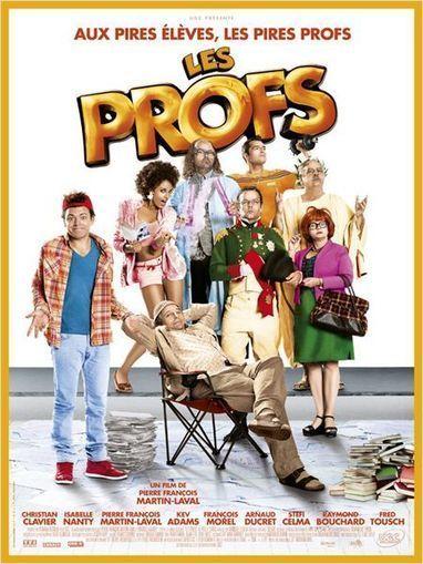 """TICs en FLE: Film """"Les Profs ( 2013 )"""" (Sous-titres en français)   Remue-méninges FLE   Scoop.it"""