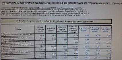 Le CNESER est entré en agonie | Enseignement Supérieur et Recherche en France | Scoop.it
