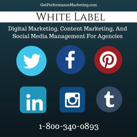 White Label Digital Marketing For Agencies | Nothing But News | Scoop.it