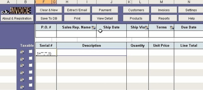 monthly  daily stock maintain template in excel