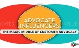 Influencers vs. Advocates: Knowing Your Brand Goal - ClickZ | The Age of Influence | Scoop.it
