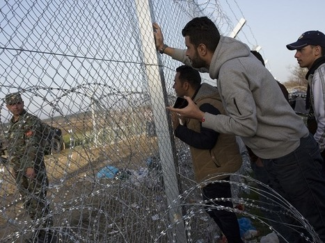 No Borders Activists Are Giving Away Free BOLT CUTTERS To Migrants In Greece | The France News Net - Latest stories | Scoop.it