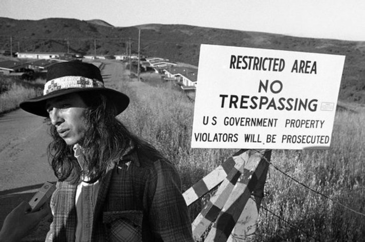 John Trudell, Outspoken Advocate for American Indians, Is Dead at 69 | Cultural History | Scoop.it