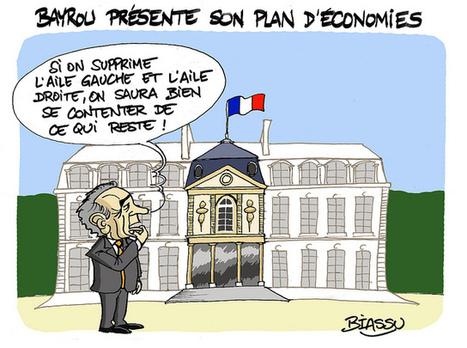 Bayrou a un plan d'économies | Dessins, images et Photos de LYonenFrance | LYFtv - Lyon | Scoop.it