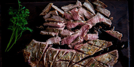 Flank Steak Recipes: Grilled, Stuffed, Braised And More (PHOTOS) - Huffington Post | Fabulous Chefs, And The Last Word in Today's Cuisine | Scoop.it