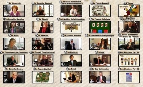 Politique mode d'emploi par Curiophère.TV | TICE & FLE | Scoop.it