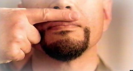 WATCH: This Is Why You Need A Goatee   Strange days indeed...   Scoop.it