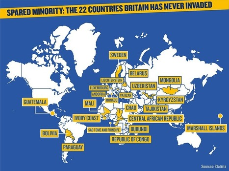 'All overseas invasions should be banned!' | AP Human Geography | Spatial literacy | Scoop.it