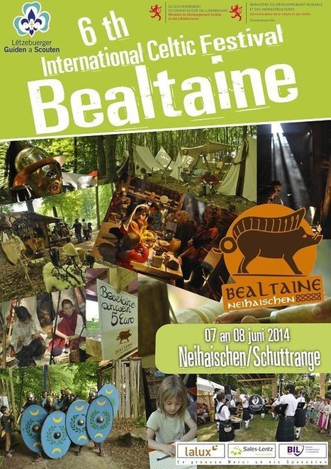Luxembourg | Bealtaine Festival | International Celtic Festival | Festivals Celtiques et fêtes médiévales | Scoop.it