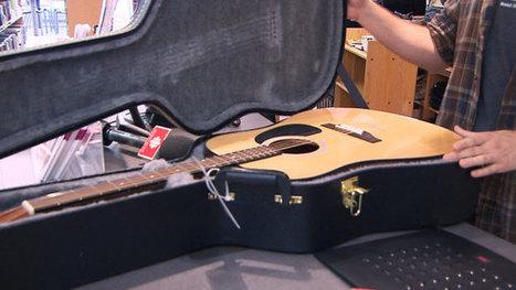 Le prêt d'instruments de musique dans les bibliothèques est un succès | LibraryLinks LiensBiblio | Scoop.it
