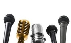 """""""Five Ways to Build Public Speaking into Your Marketing Plan"""" 