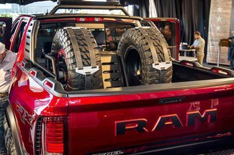 2017 ram rebel trx concept truck tehcnology. Black Bedroom Furniture Sets. Home Design Ideas