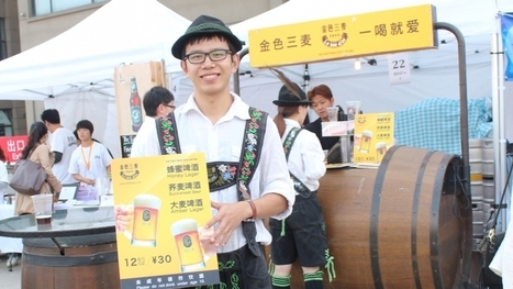 China is getting a taste for craft beers, but not for craft brewing | International Beer News | Scoop.it