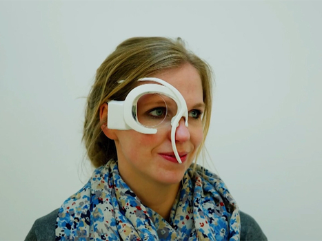 Wearable smart glass curates content based on y... | Digital Publishing | Scoop.it