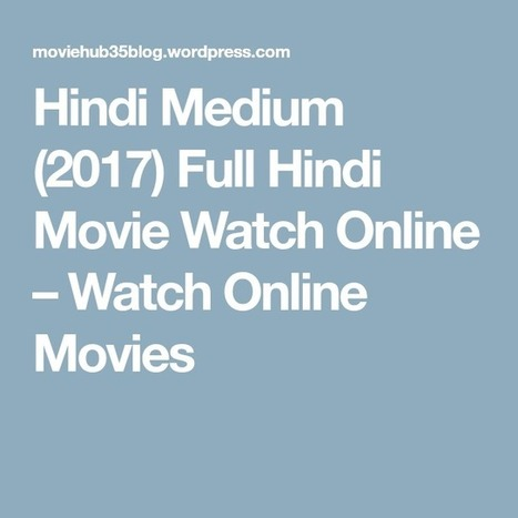 Hindi medium full movie kannada download free hindi medium full movie kannada download free fandeluxe