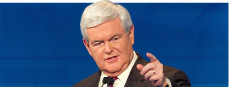 AIN'T THAT A SHAME: Newt Racing To The Bottom, Seeks Boost Via Racially Charged Exchange | TonyPotts | Scoop.it