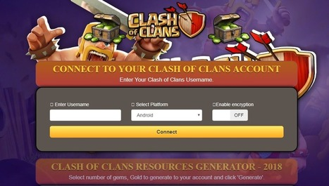 How to hack clash of clans 2020