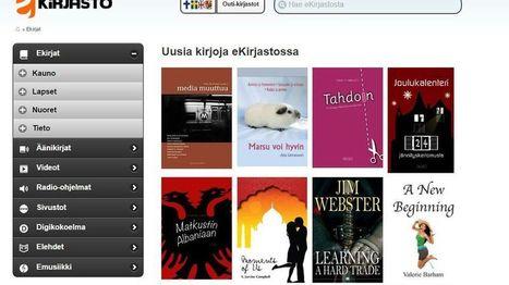E-kirjojen läpimurto on nupullaan | E-kirjat | Scoop.it