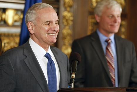 Minnesota budget deal: Tax hikes on high earners, tobacco | Gov & Law Current Events!! | Scoop.it