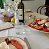 Italy food and travel