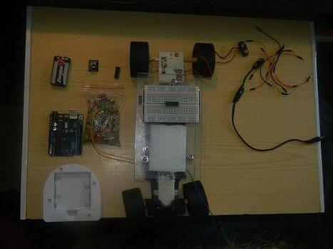 TV remote controlled car - Arduino   Raspberry Pi   Scoop.it
