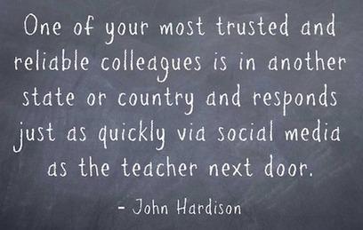 You May Be a 21st Educator If... - Getting Smart by John Hardison - 21stedchat, blended, BlendedLearning, edchat, EdTech | Tech Tidbits For Teachers | Scoop.it