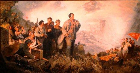 19 octobre 1935 - Fin de la Longue Marche | ARTPOL | Scoop.it