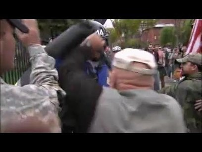 Outraged Vets Clash with Riot Police and Win - Protecting The Second Amendment | Government Gone Wrong | Scoop.it