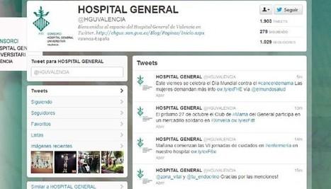 Los médicos se hacen con un hueco en redes sociales como Twitter | E-Health Blog | Salud 2.0 | Karmeneb | Scoop.it