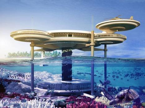 Plans afoot for Dubai's first underwater hotel | Xposed | Scoop.it