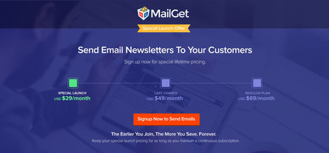 Email Marketing Scoopit