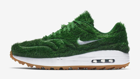 214c0fffb7e0 Nike to Release  Green Grass  Sneaker Inspired by Golf Courses