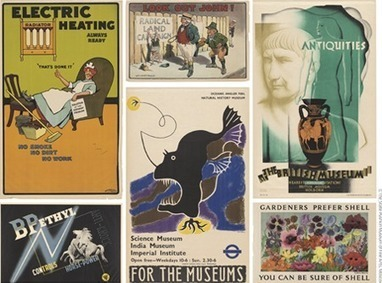 Espoo Museum of Modern Art | Lithographic posters from Great Britain 1890–1940 | Art History & Literary Studies | Scoop.it