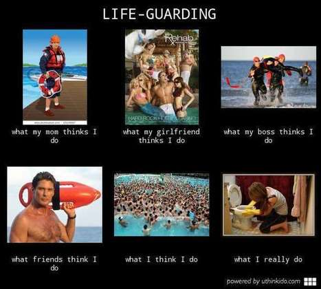 Life Guarding | What I really do | Scoop.it