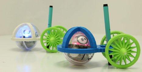 Sphero Olympics - #DigiTechCoach | Edu Technology | Scoop.it