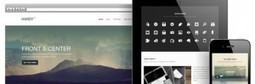 Hardy - An elegant and sophisticated WordPress Theme - WP Daily Themes | Free & Premium WordPress Themes | Scoop.it