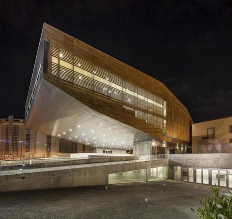 [Portugal] Centro Cultural en Castelo Branco por Josep Lluis Mateo. | METALOCUS | The Architecture of the City | Scoop.it