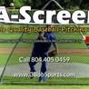 A-Screen Baseball Screens